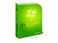 Windows 7 Starter 64-bit Русский 1пк/DVD